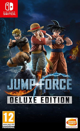 Switch Jump Force - Deluxe Edition