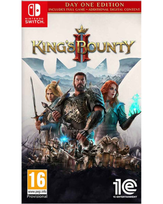 Switch King's Bounty II Day One Edition