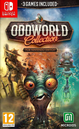 Switch Oddworld - Collection