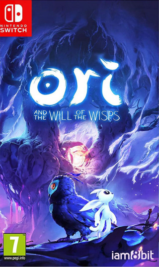 Switch Ori And The Will of The Wisps