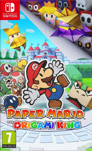 Switch Paper Mario - The Origami King