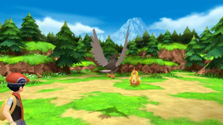 Switch Pokemon Shining Pearl