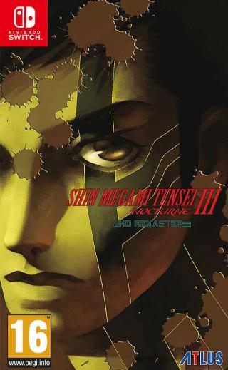 Switch Shin Megami Tensei III Nocturne - HD Remaster