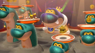 Switch Super Mario 3D World + Bowser's Fury