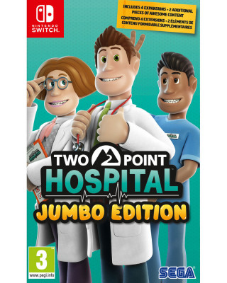 Switch Two point Hospital - Jumbo Edition