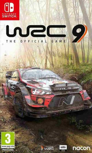Switch WRC 9