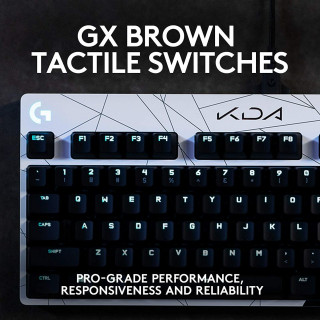Tastatura Logitech PRO - League Of Legends - Limited Edition