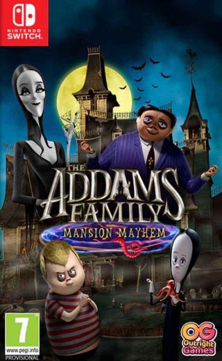 Switch The Addams Family - Mansion Mayhem