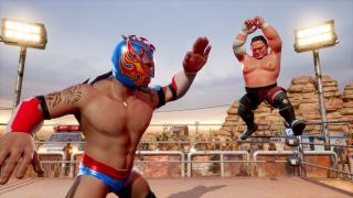 Switch WWE 2K Battlegrounds