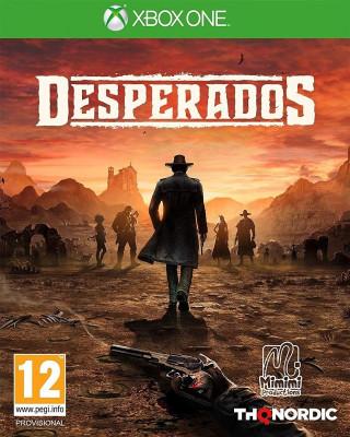 XBOX ONE Desperados 3