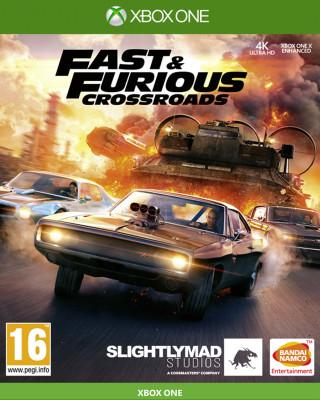 XBOX ONE Fast & Furious - Crossroads