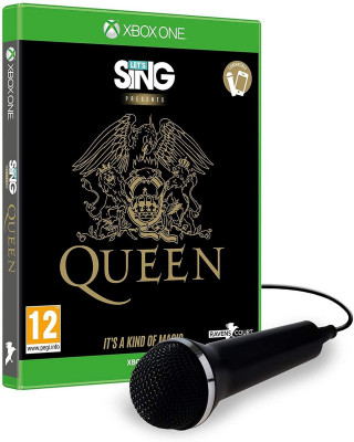 XBOX ONE Let's Sing - Queen + Mikrofon