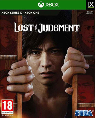 XBOX ONE XSX Lost Judgment