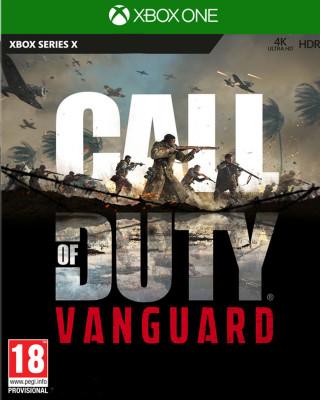 XBOX Series X Call Of Duty - Vanguard