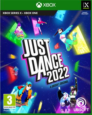 XBOX ONE XSX Just Dance 2022