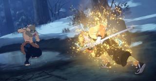 PS4 Demon Slayer - Kimetsu no Yaiba - The Hinokami Chronicles