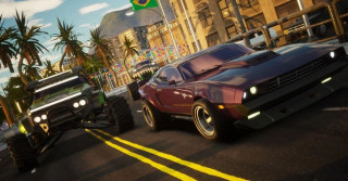 XBOX ONE Fast & Furious Spy Racers - Rise of SH1FT3R