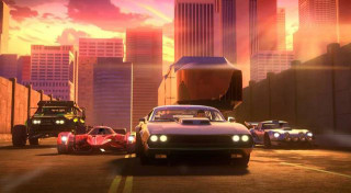 Switch Fast & Furious Spy Racers - Rise of SH1FT3R
