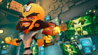 XBOX ONE Crash Bandicoot 4 - It's about time