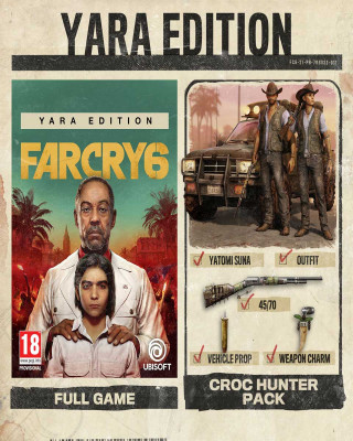 XBOX ONE Far Cry 6 - Yara Day One Special Edition