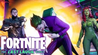 PS5 Fortnite The Last Laugh Bundle