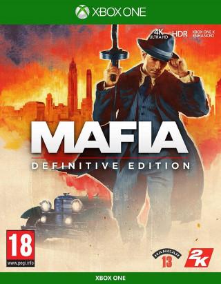 XBOX ONE Mafia Definitive Edition