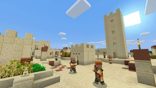 XBOX ONE Minecraft - Bedrock Edition