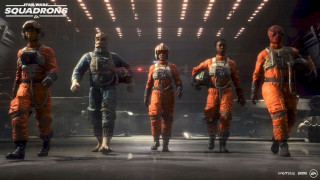 XBOX ONE Star Wars - Squadrons