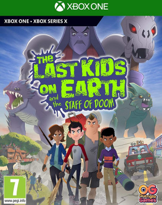 XBOX ONE The Last Kids On Earth And The Staff Of Doom