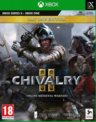 XBOX ONE XSX Chivalry II Day One Edition