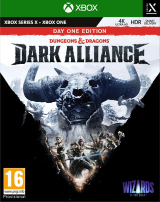 XBOX ONE XSX Dungeons and Dragons: Dark Alliance Day One Edition