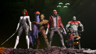 XBOX ONE XSX Marvel's Guardians Of The Galaxy