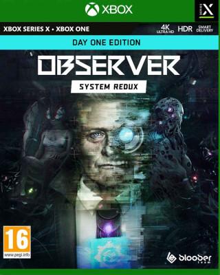 XBOX ONE XSX Observer: System Redux Day One Edition