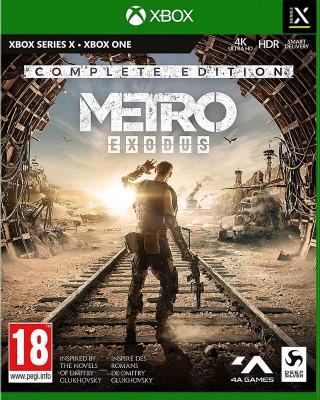 XBOX Series X Metro Exodus - Complete Edition