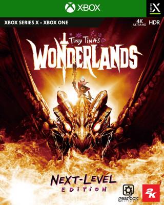 XBOX Series X Tiny Tina's Wonderlands Next Level Edition