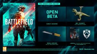 XBOX ONE XSX Battlefield 2042