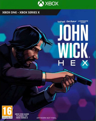 XBOX Series X John Wick Hex