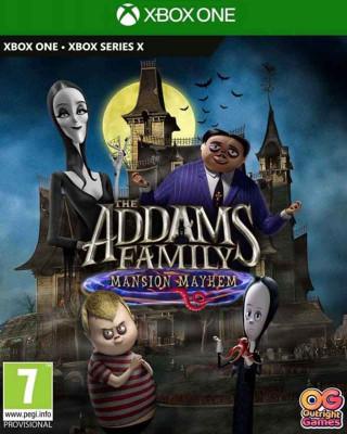 XBOX ONE The Addams Family - Mansion Mayhem