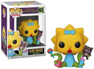 Bobble Figure Simpsons POP! - Alien Maggie