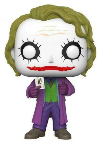 Bobble Figure Batman The Dark Knight Trilogy Oversized POP! - Joker