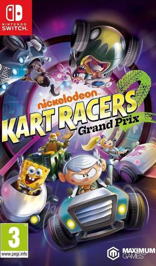Switch Nickelodeon Kart Racers 2 - Grand Prix
