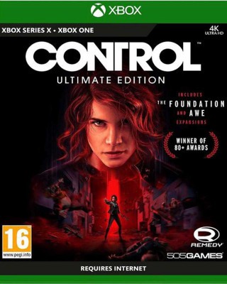 XBOX ONE Control - Ultimate Edition