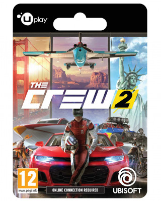 DIGITAL CODE - The Crew 2