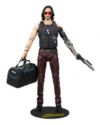 Action Figure Cyberpunk 2077 - Johnny Silverhand Variant