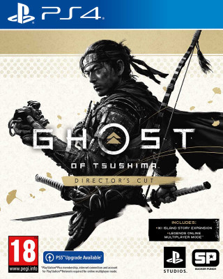 PS4 Ghost of Tsushima - Director's Cut