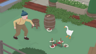 PS4 Untitled Goose Game