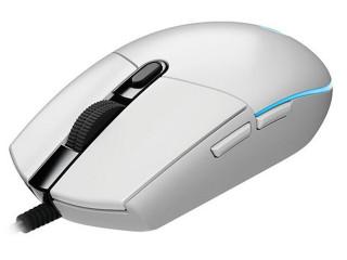 Miš Logitech G102 Lightsync - White