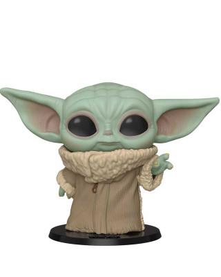 Bobble Figure Star Wars The Mandalorian Oversized POP! - The Child