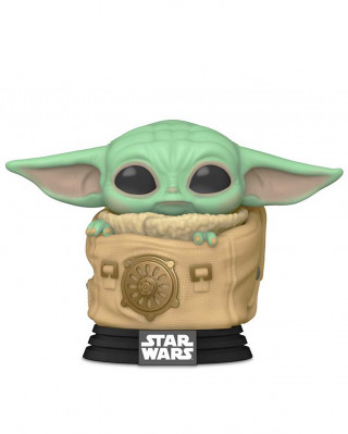 Bobble Figure Star Wars Mandalorian POP! - The Child with Bag