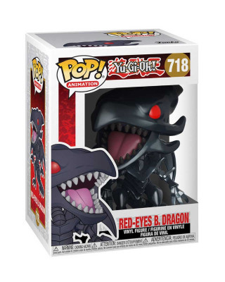 Bobble Figure Yu-Gi-Oh POP! - Red-Eyes Black Dragon